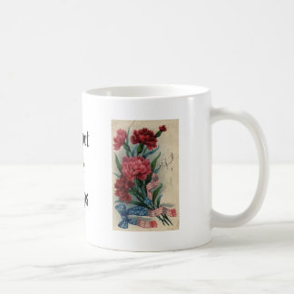 Support Our Troops! Basic White Mug