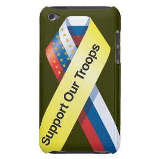 Support Our Troops ipod Case iPod Case-Mate Cases