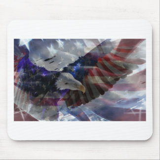 Support Our Troops Mouse Pad