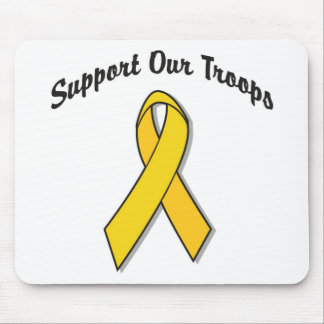 Support our Troops Mouse Pads