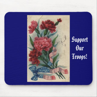 Support Our Troops! Mousemat