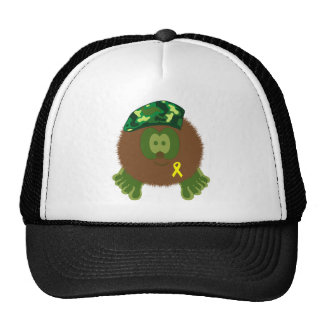 Support Our Troops Pom Pom Pal Hat