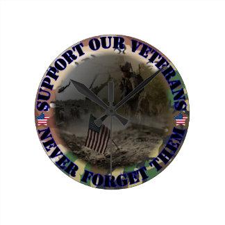 Support our Veterans USA Uhren