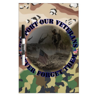 Support our Veterans USA Whiteboards