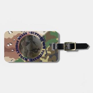 Support our Veterans USA Adress Schild