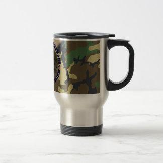 Support our Veterans USA Kaffee Tasse
