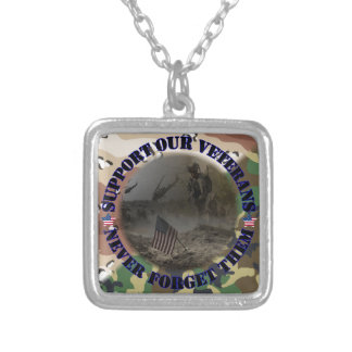 Support our Veterans USA Amulett