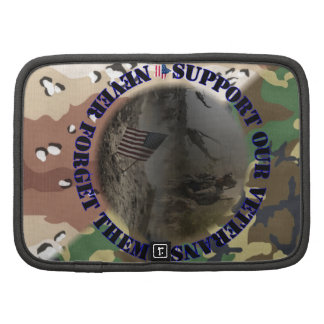 Support our Veterans USA Planer