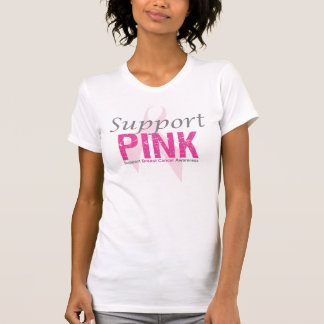 Support Pink t-shirt