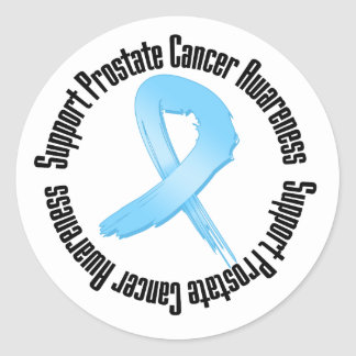 Support Prostate Cancer Awareness Sticker