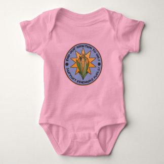 Support Renewable Fuels Baby Bodysuit