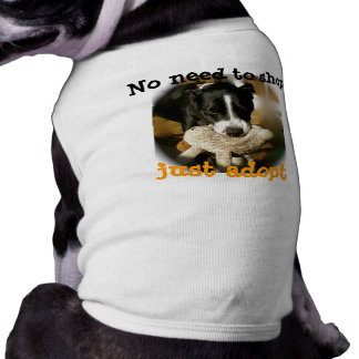 Support Rescue Pet  Animals Shirt