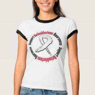 Support Retinoblastoma Awareness Tee Shirts