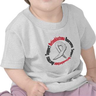 Support Retinoblastoma Awareness T-shirts