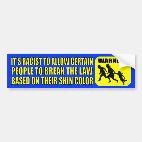 Support SB1070 Bumper Sticker