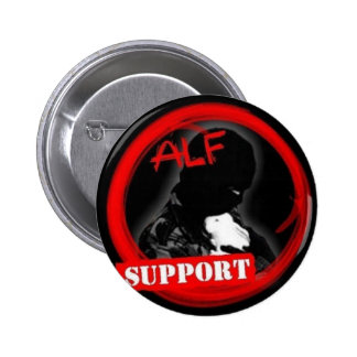 Support the ALF 6 Cm Round Badge