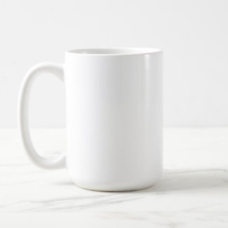 Support The Move, and have a hot drink Basic White Mug