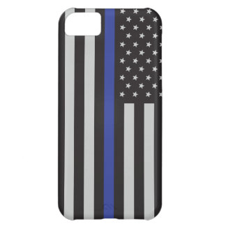 Support the Police Thin Blue Line American iPhone 5C Case