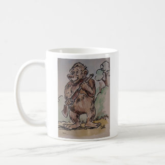 Support the right to arm bears coffee mug