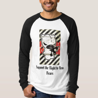 Support The Right to Arm Bears Shirt