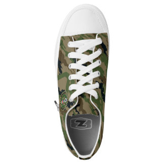 Support the troop low tops