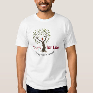 SUPPORT Trees for Life Tshirt