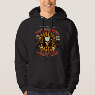 Support Viet Nam / Legacy Vets MC Hoodie