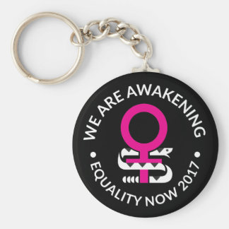 Support Women's Rights - Keychain