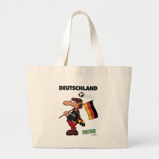 Supporter Deutschland Red Edition Bag