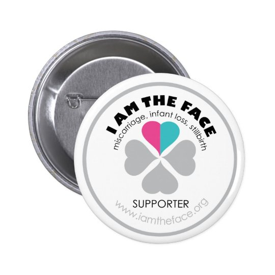 *Supporter* I AM THE FACE Pink and Blue