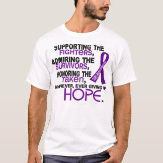 Supporting Admiring Honoring 3.2 Leiomyosarcoma T-Shirt