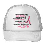 Supporting Admiring Honouring 3.2 Breast Cancer