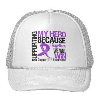 Supporting Hero ITP Awareness Trucker Hat