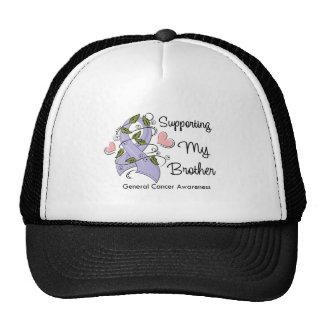 Supporting My Brother - Cancer Awareness Trucker Hat