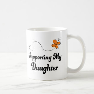 Supporting My Daughter Coffee Mug