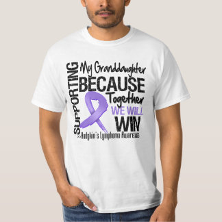Supporting My Granddaughter - Hodgkin's Lymphoma Shirts