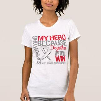 Supporting My Hero - Retinoblastoma Awareness Tees