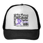 Supporting My Mummy - Hodgkin's Lymphoma Cap