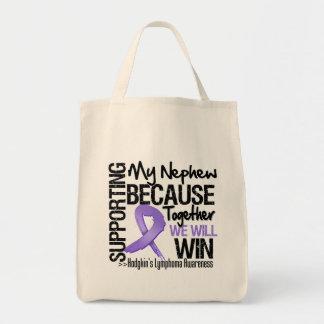 Supporting My Nephew - Hodgkin's Lymphoma Bag