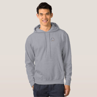 Supporting Those Who Protect & Serve- Grey Hoodie