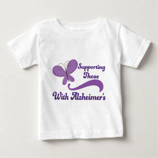 Supporting Those With Alzheimers T Shirts