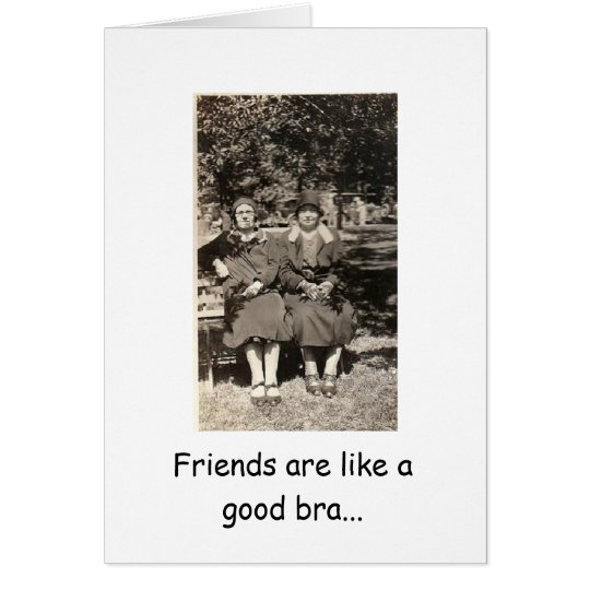 Supportive Friends Card