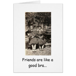 Supportive Friends Cards