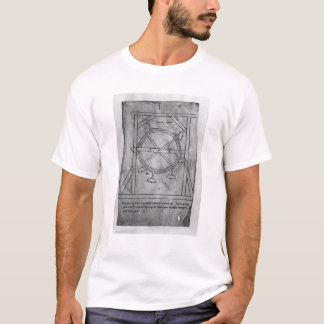 Supposedly perpetual motion mallets and wheel T-Shirt