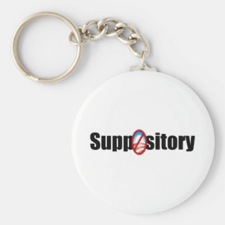Suppository Keychains
