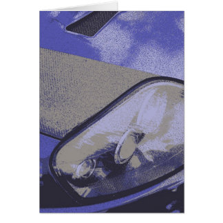 Supra Pop Art Card