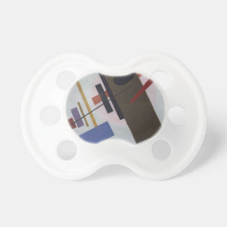 Suprematism by Kazimir Malevich Baby Pacifier