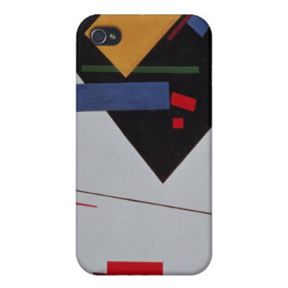 Suprematist Composition, 1915 Case For The iPhone 4