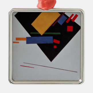 Suprematist Composition, 1915 Christmas Ornament