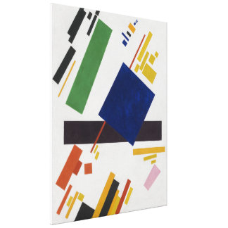 Suprematist Composition by Kazimir Malevich 1916 Canvas Print